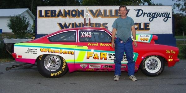 Frank wins a Wally Sept 25, 2005