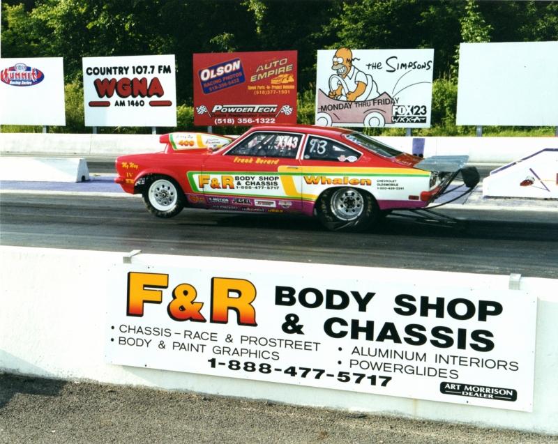 F&R Body Shop Race team pics