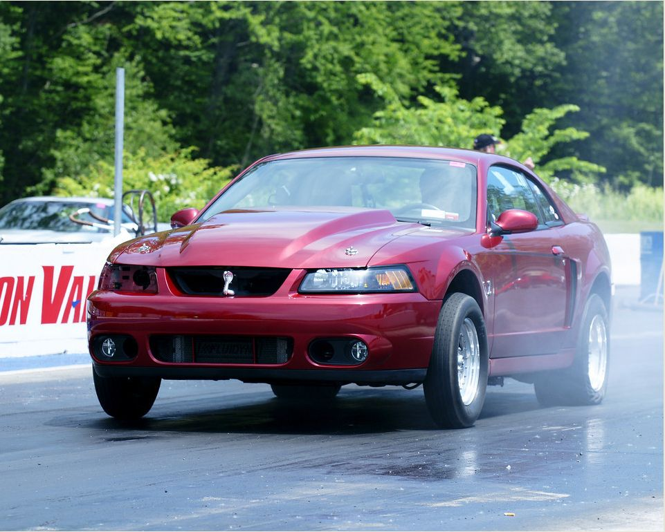 Jim Knight's Stang photo of mE